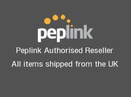Peplink SD Switch Twin redundant PSUs