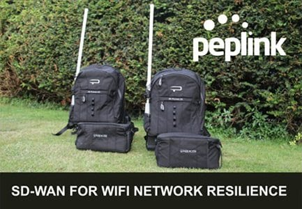 Pepwave Wireless and Peplink Security